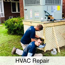 Residential HVAC Repair